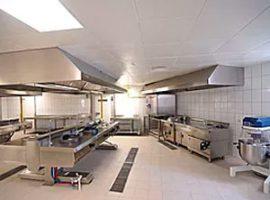Endüstriyel Mutfak Tesisatı ve Projesi
